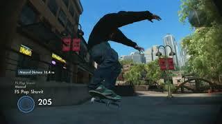 SKATE 3 - Free Skate in Downtown