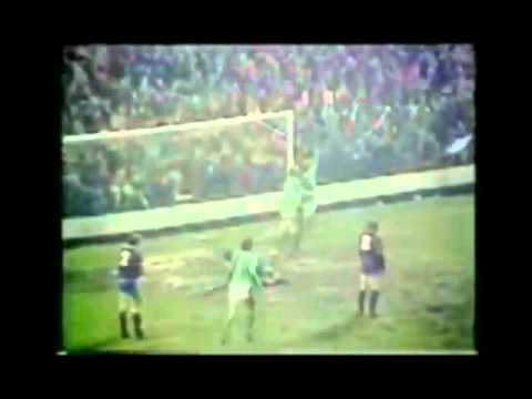UEFA-Cup 1982-83 Bohemians Prag - Servette FC 2:1