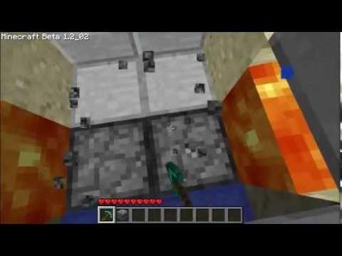 how to make a fast cobblestone generator