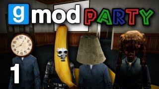 Gmod Party W/ Gassy & Friends! #1