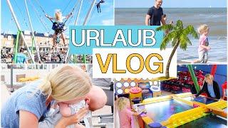 Urlaub in Holland | Strand & Leona fährt Motorrad | Unser Haus | Isabeau