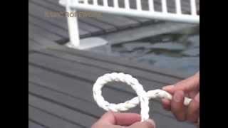 生活に役立つ! ロープの結び方 (ロープワーク) thumbnail