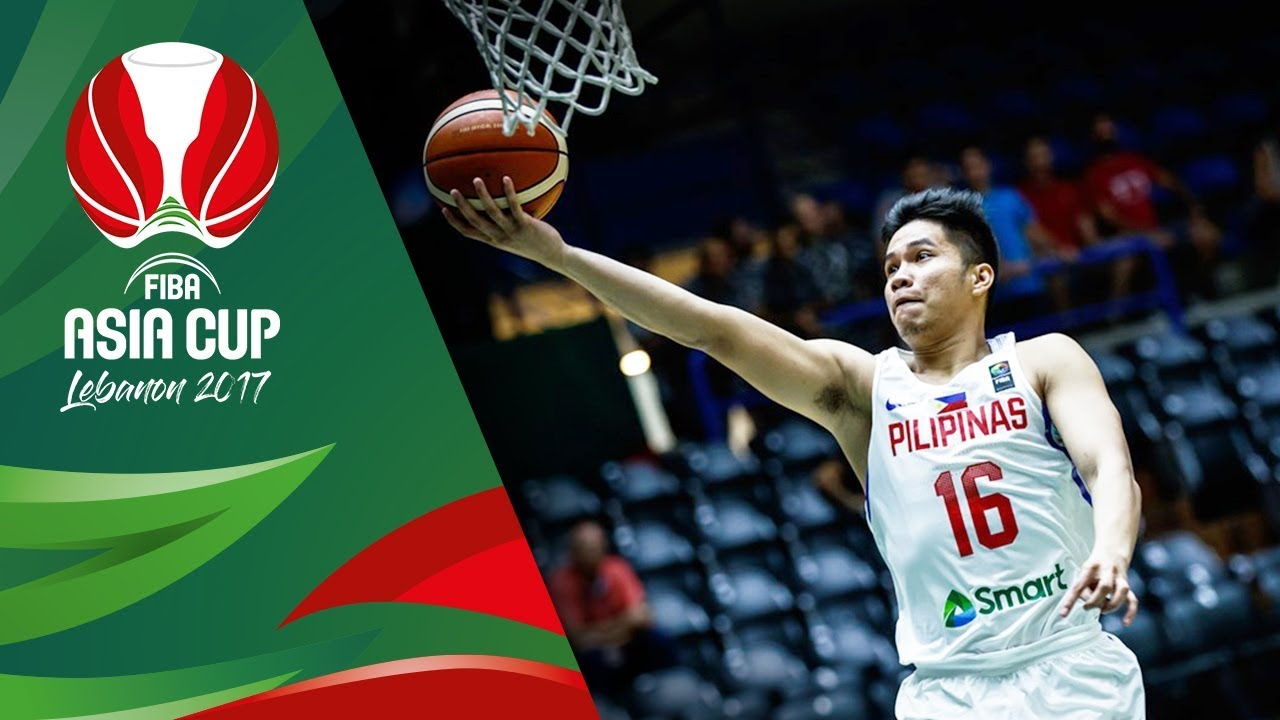 Philippines v Jordan - Full Game - Classification 7-8 - FIBA Asia Cup 2017