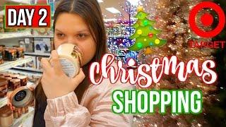Christmas Decor Shopping! VLOGMAS DAY 2!