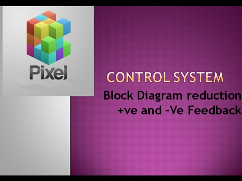 block diagram reduction for positive and negative f/b