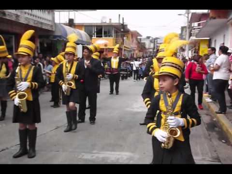 Desfile del 20 de noviembre del 2015 Huatusco