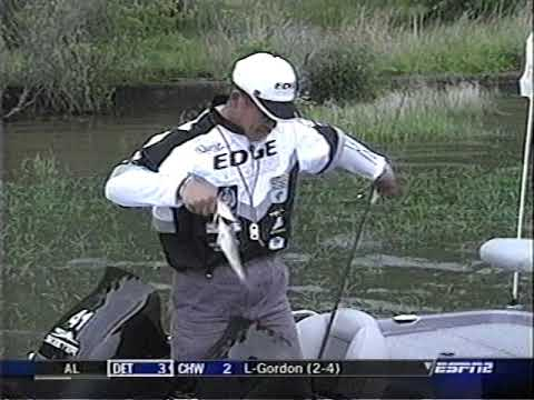 2003 Bassmaster Federation Champ --  Lake Tuscaloosa