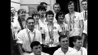Интервью с чемпионом 1965 года Валентином Окуневым. 1 часть. С субтитрами