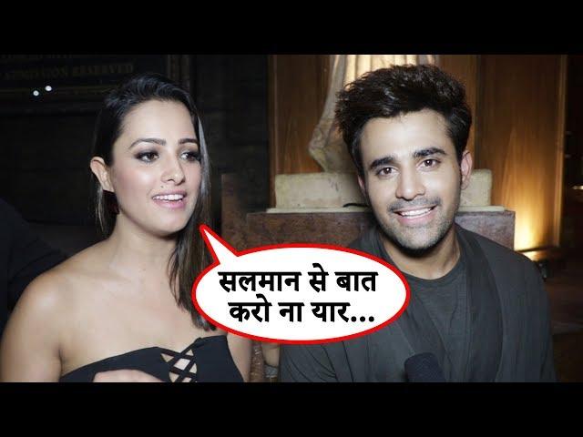 Anita Hassanandani करवाना चाहती हैं Salman Khan से एक्टिंग, Pearl V Puri | PEERH MERI Video Song