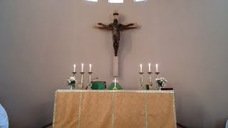 Sunday 9.30am 24/01/2021 Parish Mass