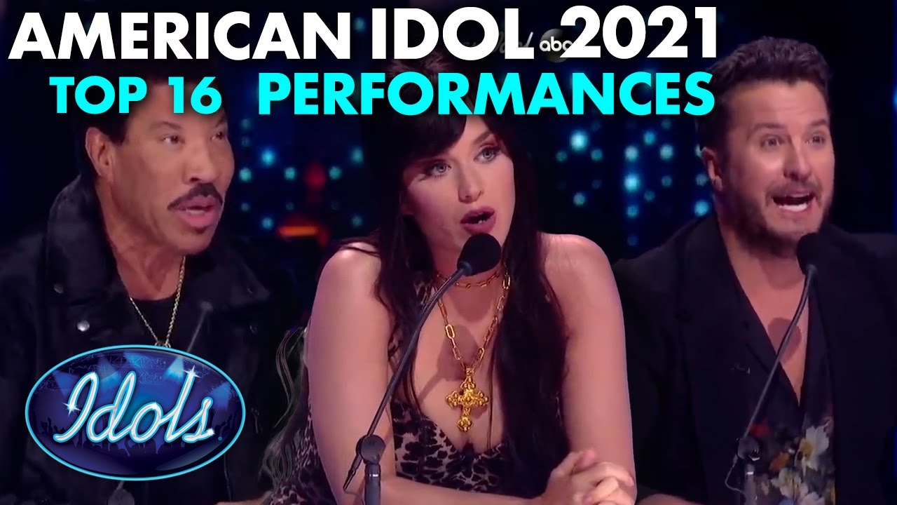 AMERICAN IDOL 2021 ALL TOP 16 PERFORMANCES | Idols Global - YouTube