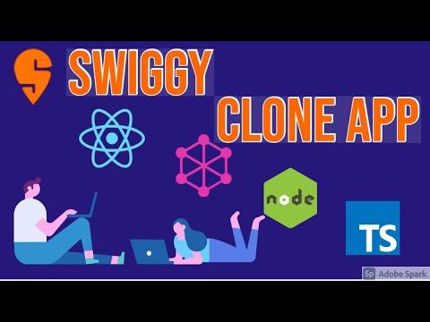 Swiggy Clone App | Full Stack |  Getting Started #01