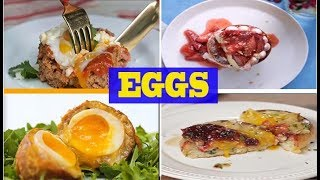 5 Egg Recipes For Breakfast Lovers - Quick Breakfast Recipes With Eggs