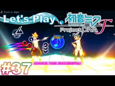 #37 Wenn die Cyber-Engel tanzen - Let's Play Hatsune Miku: Project DIVA F | Editor [German/Deutsch]
