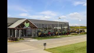AGCO Jackson Facility Virtual Tours - Powder Coat Paint Line
