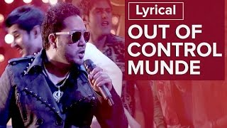 Out Of Control Munde | Full Song with Lyrics | Purani Jeans