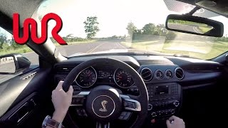2016 Ford Mustang Shelby GT350 - WR TV POV Review