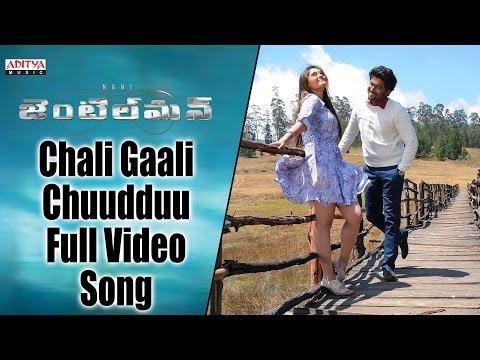 Chali Gaali Chuudduu Full Video Song || Gentleman Video Songs || Nani, Surabhi, Nivetha, ManiSharma