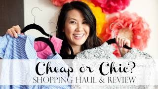 Shein & Chicwish Haul and Review - Cheap or Chic?