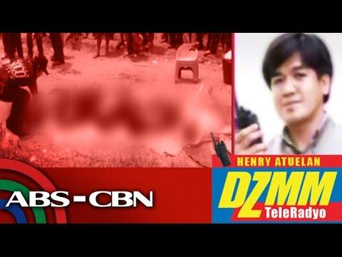 DZMM TeleRadyo: Barangay captain, 4 pa patay sa pananambang sa Pagadian