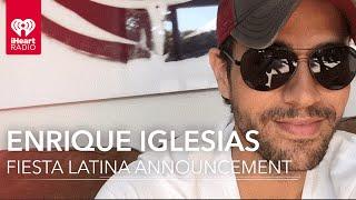 Enrique Iglesias Live @ the 2016 iHeartRadio Fiesta Latina