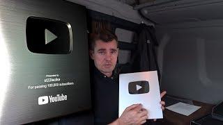 Youtube díjat kaptunk 2018