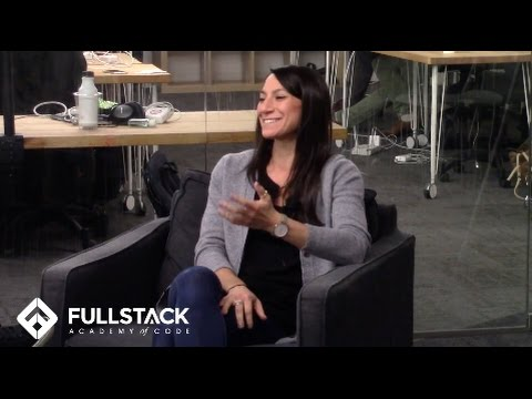Fullstack Academy Alumni Stories: Carolyn Zelenetz (software engineer at Google)