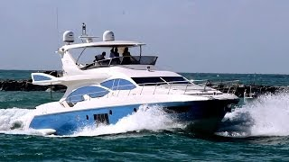 Azimut 70 in Miami | SEVEN