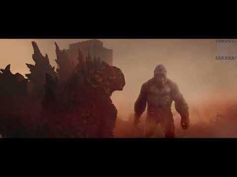 Godzilla vs Kong Only one King of monsters made Best Movie Trailer