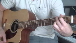 Pink Floyd - Mother Guitar Lesson (Chords, Strumming Pattern, Fills,Etc.)