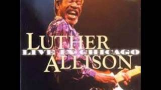 Luther Allison   Gamblers