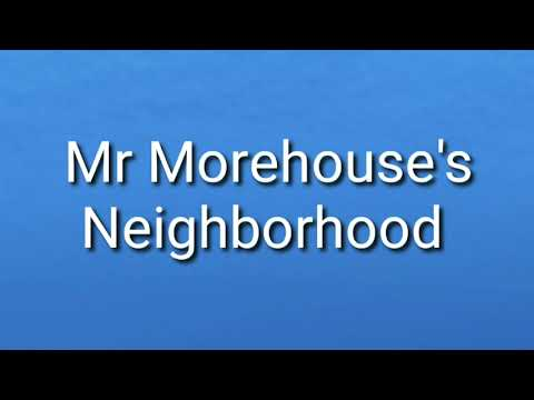 Mr. Morehouse's Neighborhood: Harlan christian school