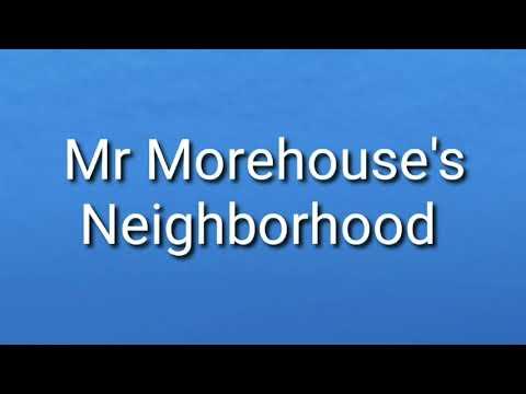 Mr. Morehouse's Neighborhood: Harlan christian school
