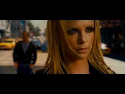 The Fight beween charlize theron to Will Smith