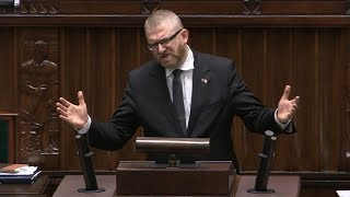 Grzegorz Braun o reżimowej TVP