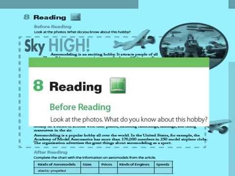 انجليزي ثاني متوسط - الفصل الاول  - الوحدة 4- الدرس 8