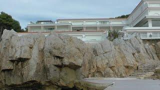 Viaggio In Costa Azzurra Cannes  visitiamo l'hotel Eden Rock Lusso Sfrenato 3
