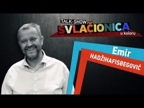 Svlačionica - Emir Hadžihafizbegović - R.Knjaz