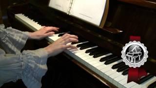 PAGANINI Caprice n° 24 A minor Piano Version