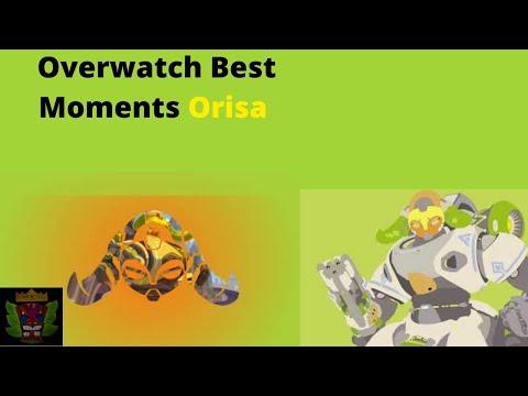 Orisa Best Moments | Overwatch Xbox | Overwatch Best Moments