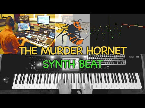 The Murder Hornet - Synth Beat (Native Instruments)
