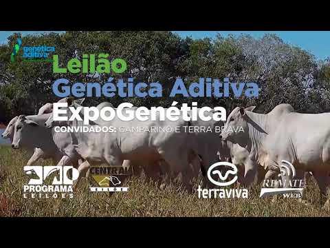 Convite Flavio Sandim Expogenetica - Falando sobre às fêmeas