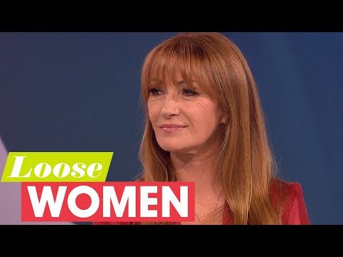 How Did Jane Seymour Become the Oldest Playboy Model? | Loose Women