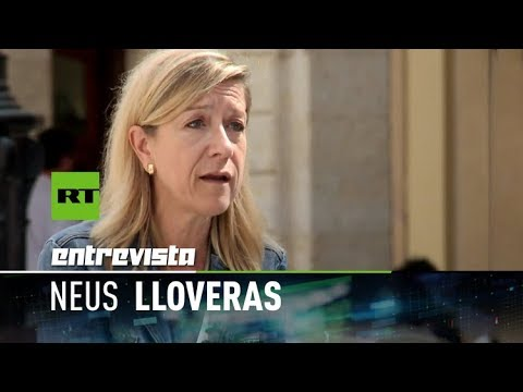 """""""No es nada contra los españoles, sino a favor de las libertades catalanas"""" - Entrevista RT"""