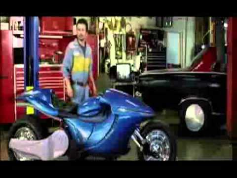 Lococycle (2013) PC X-box motocycle racing game fmv trailer and intro