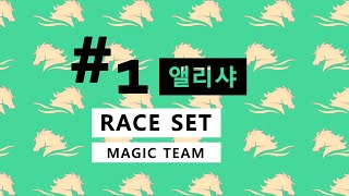 Alicia Online - Team Magic Race Set #1