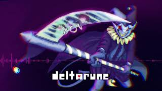 DELTARUNE - The World Revolving Drum and Bass Remix (Jevil Battle Theme)