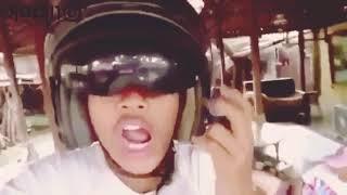 Tongpo Aisyah Tik Tok Super Kocak ! 😂 Goyang Dua Jari Dj Aisyah Jatuh Cinta Pada