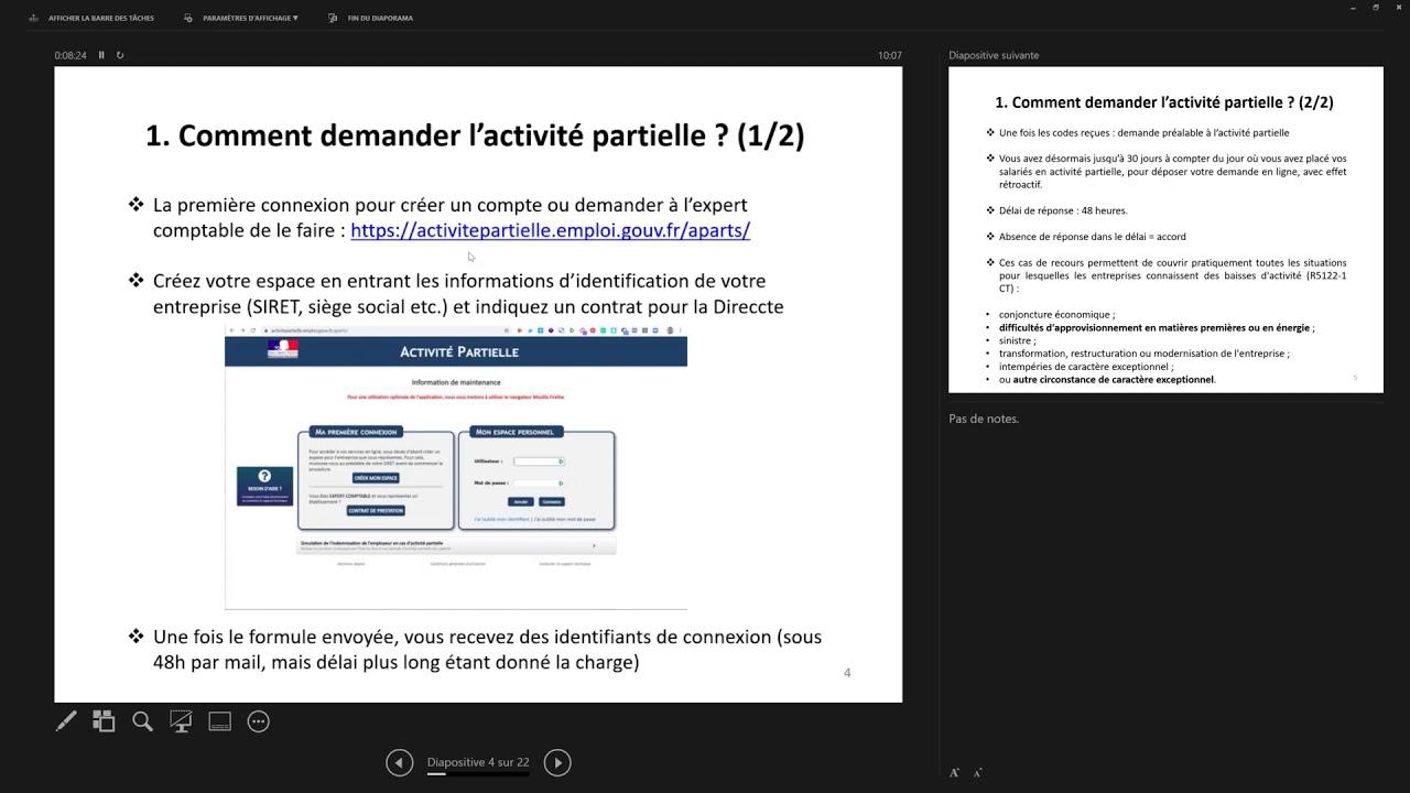 Websocial Cafe Special Covid 19 Le Point Sur Les Mesures En Droit Social Youtube