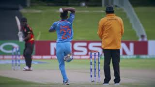 India U19s - the need for speed!